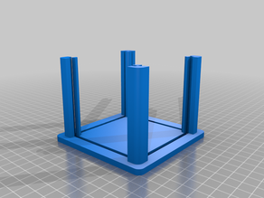 Lithophane Holder (Only For 75mm x 75mm x 3mm)