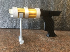 Star Trek: The Cage Laser Pistol with working trigger/lights