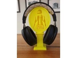 PUBG headset stand (PlayerUnknown's Battlegrounds)