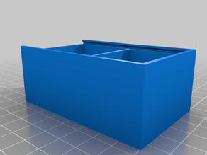DnD dual miniature box