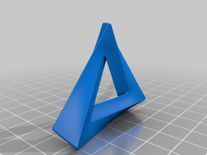 Impossible Triangle, FDM friendly