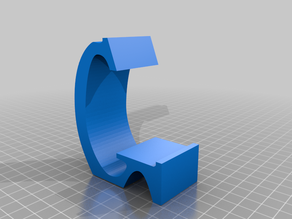 G Letter Mobile Stand