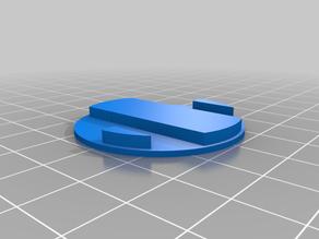PopSocket shim for Note 10+ UAG Monarch case