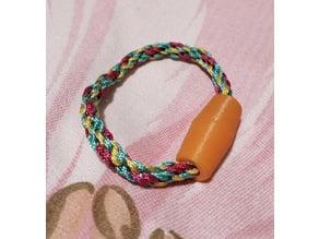Bracelet clasp and clip