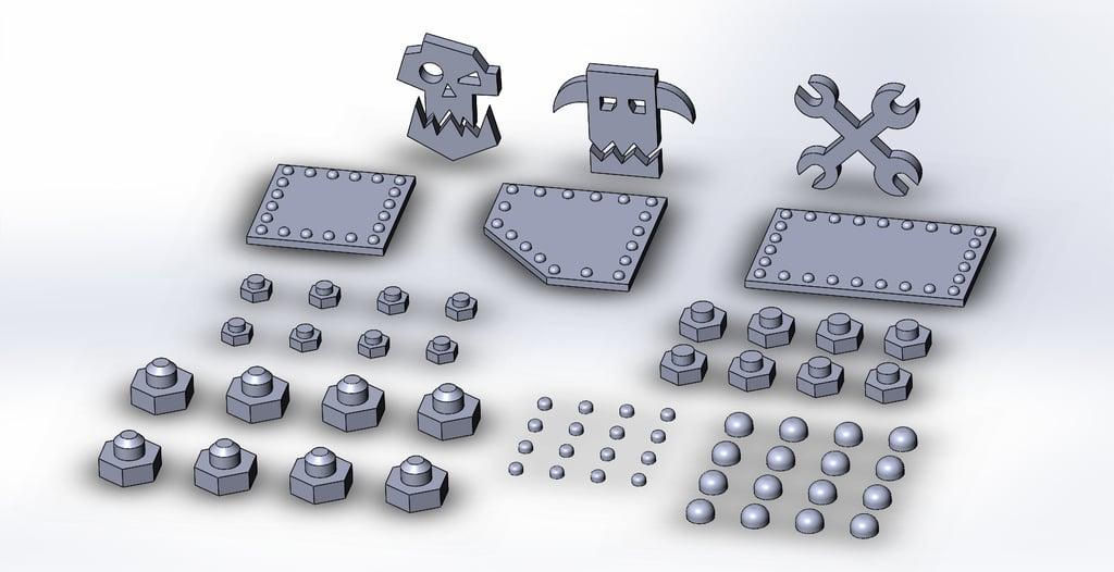 orc vehicle conversion kit 1