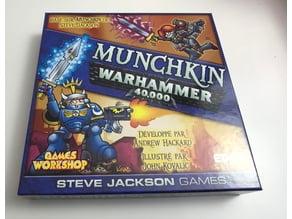 Munchkin: Warhammer 40k - Insert