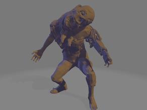 Dybbuk/Zombies