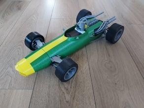 1967 F1 RC Car