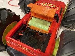 Tyco Rebound 4x4 RC 6.0v NiMH battery holder