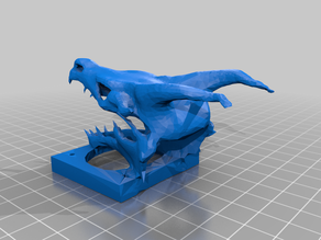 Dragon Fan guard