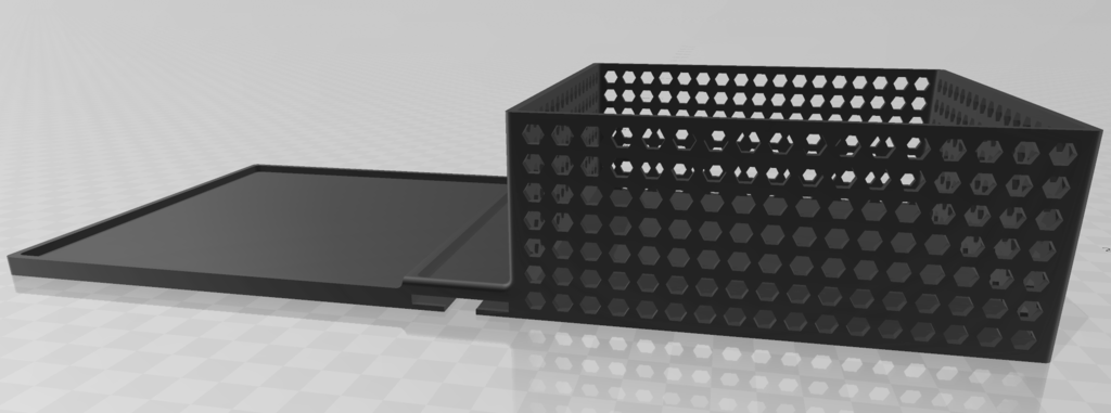 On The Go Food Tray (universal mounting)