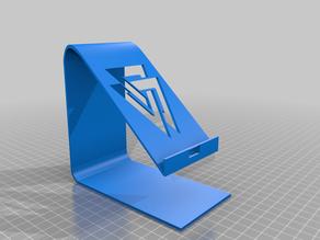 Triangle Illusion Phone Stand