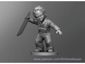 Medieval Chucky