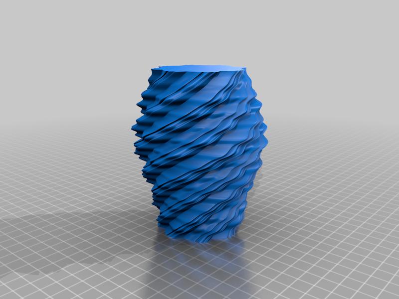 Vase #307