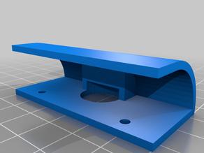 Craftbot door handle