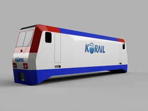 Korail Electric Locomotive Series 8200