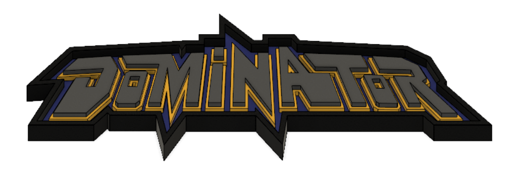 Kings Dominion Dominator logo