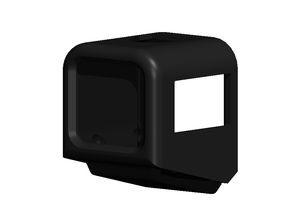 GoPro Chameleon Ti mount 2mm TBS ND filter