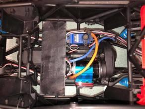 Axial Bomber ESC/electronics tray