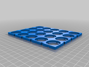 My Customized Li-ION Battery Tray Pack