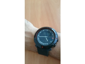Cogito Smartwatch Crystal / Glass and Bezel Protection