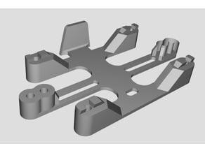 Adjustable Cylinder Object Holder Positioner Jig