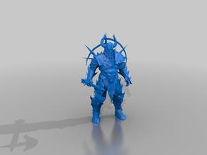 marauder warrior - chaos - tm