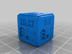 Battletech movement dice