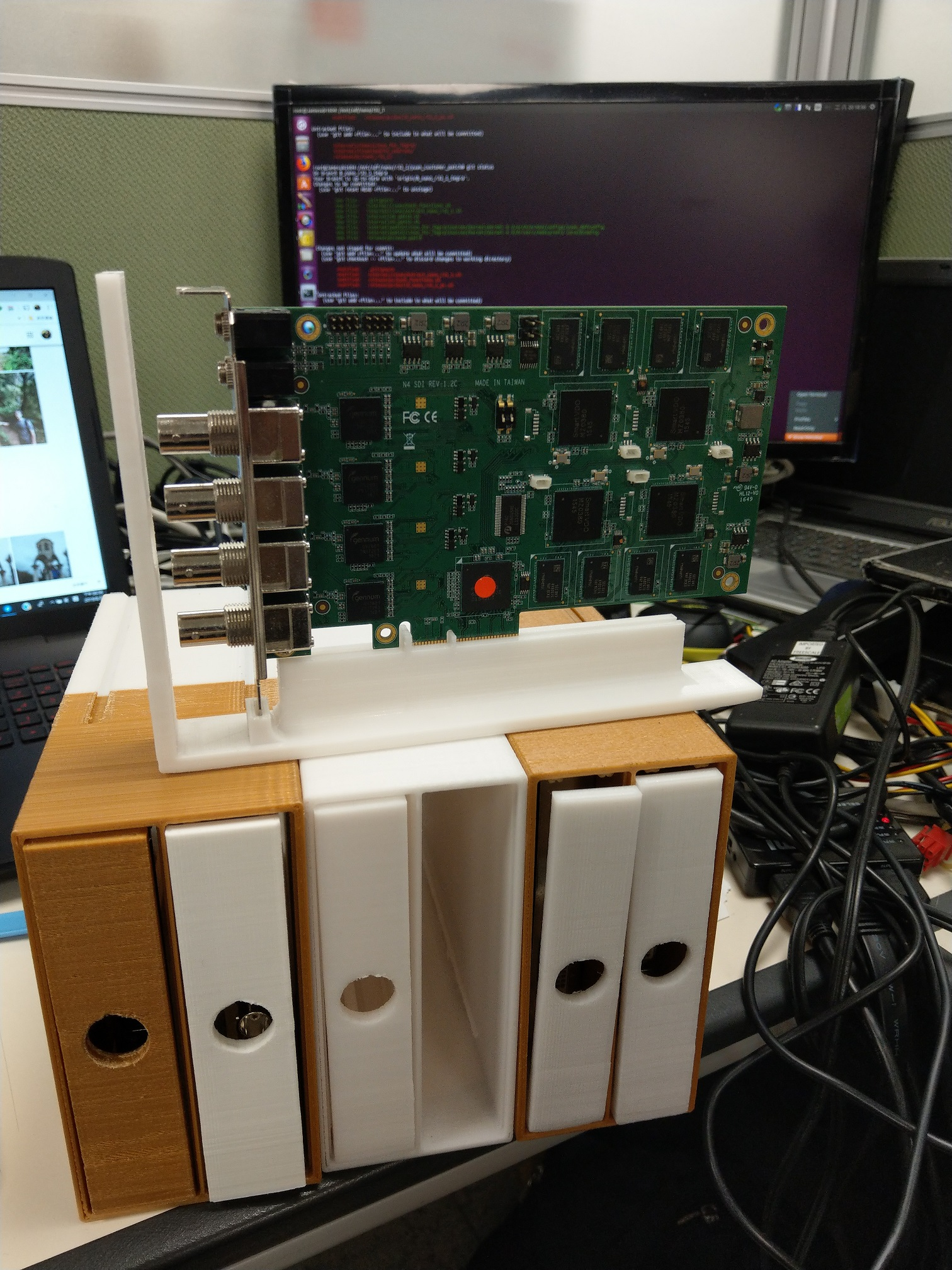 PCI box