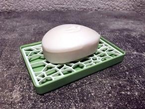 Geometric Soap Holder Remix