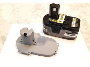 Ryobi 18V Battery Connector