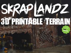 Skrap Landz Kickstarter Sample