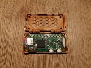 Raspberry Pi Zero W Snap-In Case