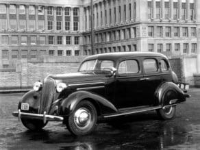Chevrolet Standard Six Sedan 1936
