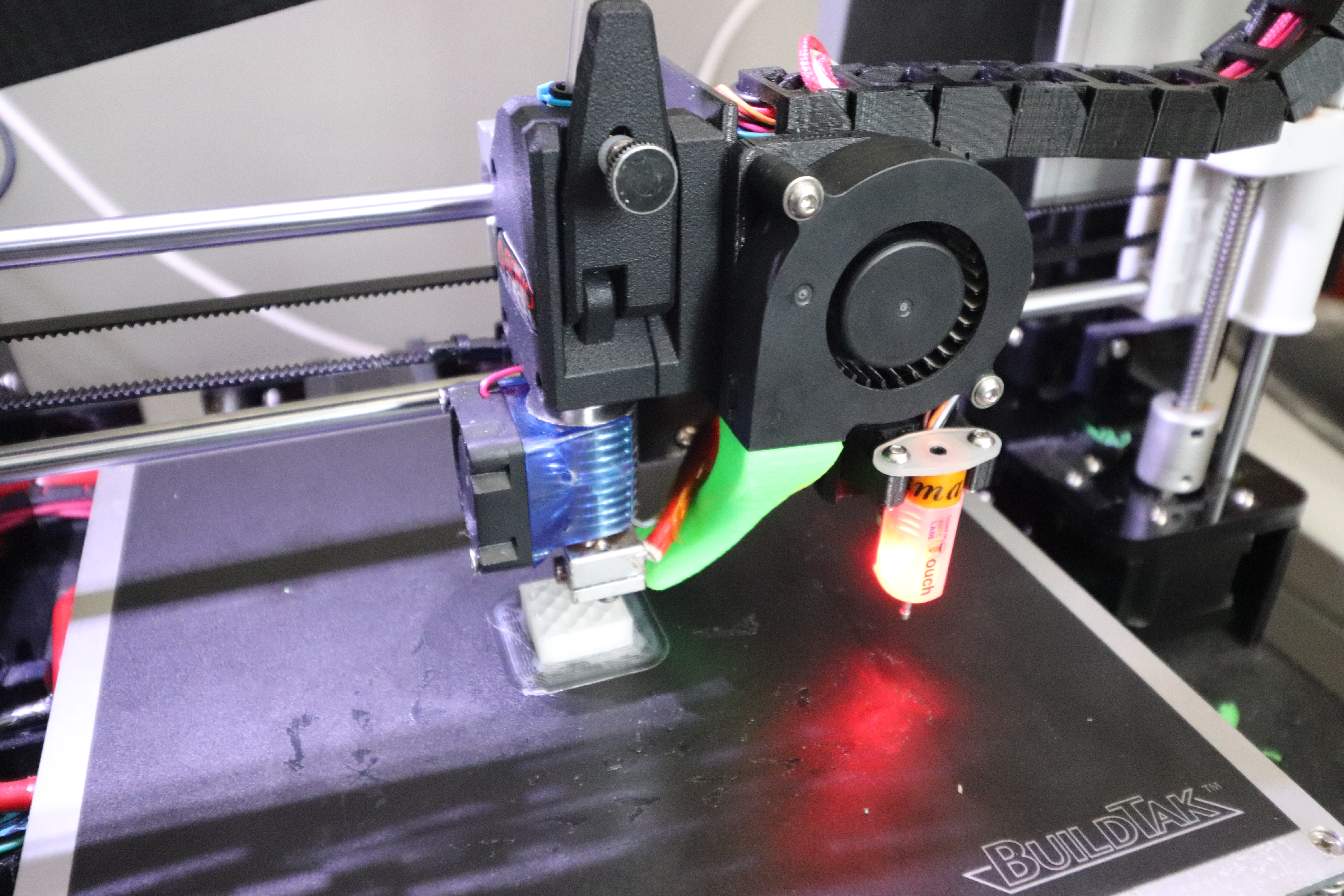 Bondtech BMG extruder mount for Anet A8