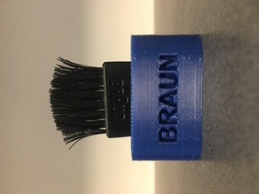 Holder for Brush Braun Series 9