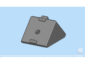 M3 right angle for 2020 Alu Extrusion