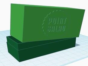 Point Salad Board Game Deck Box