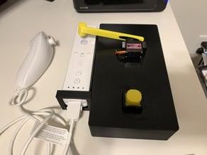 Wiimote Button Presser