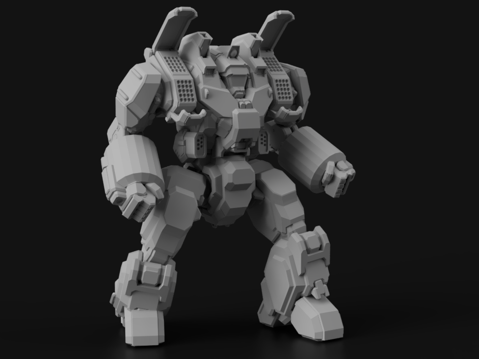 CRD-3K Crusader (New Age) For Battletech