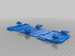 Minimal Star Ship
