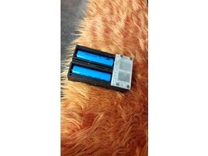 Li-ion 18650 charger