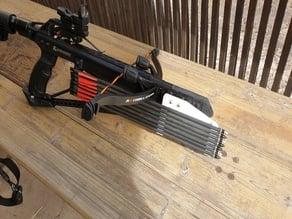 crossbow  Cobra r9 quiver