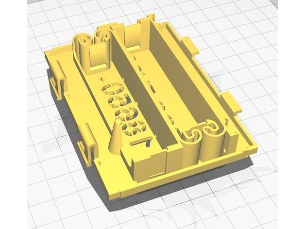 Lego EV3 battery holder 18650
