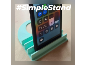 Simple Phone/Tablet Stand