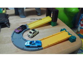 Straight SLOPE for TOMICA System