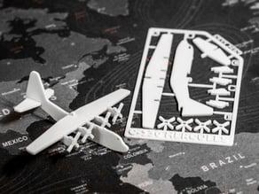 C-130 Hercules Kit Card