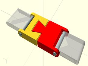 Symmetric Buckle