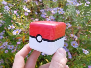Pokebox - Mini Pokeball Box