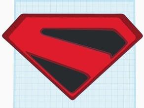 Superman Kingdom Come Emblem and Buckle Arrow crisis